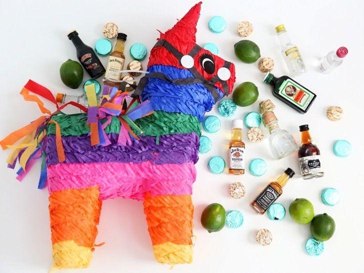Piñata adultos