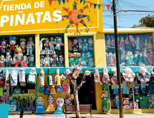 Tienda de Piñatas León Gto