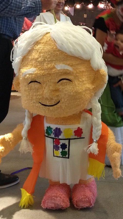 coco piñata