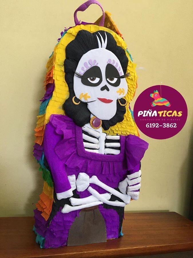 piñatas de coco Imelda