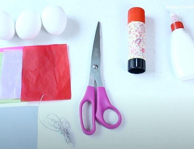 Materiales piñatas minis