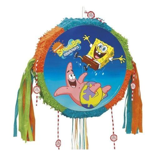 Piñata bob esponja niños