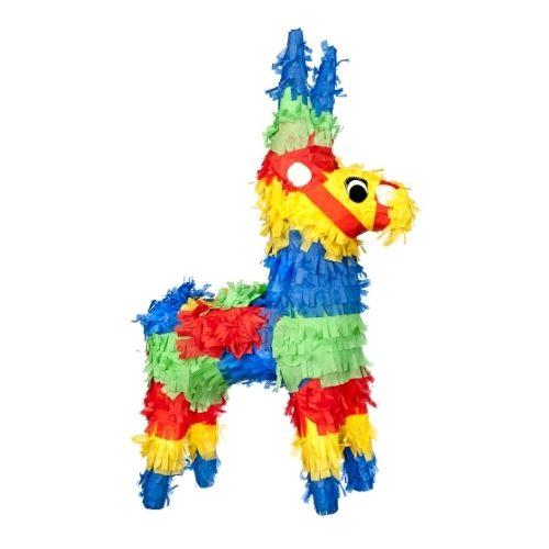 Piñata de cartón caballo