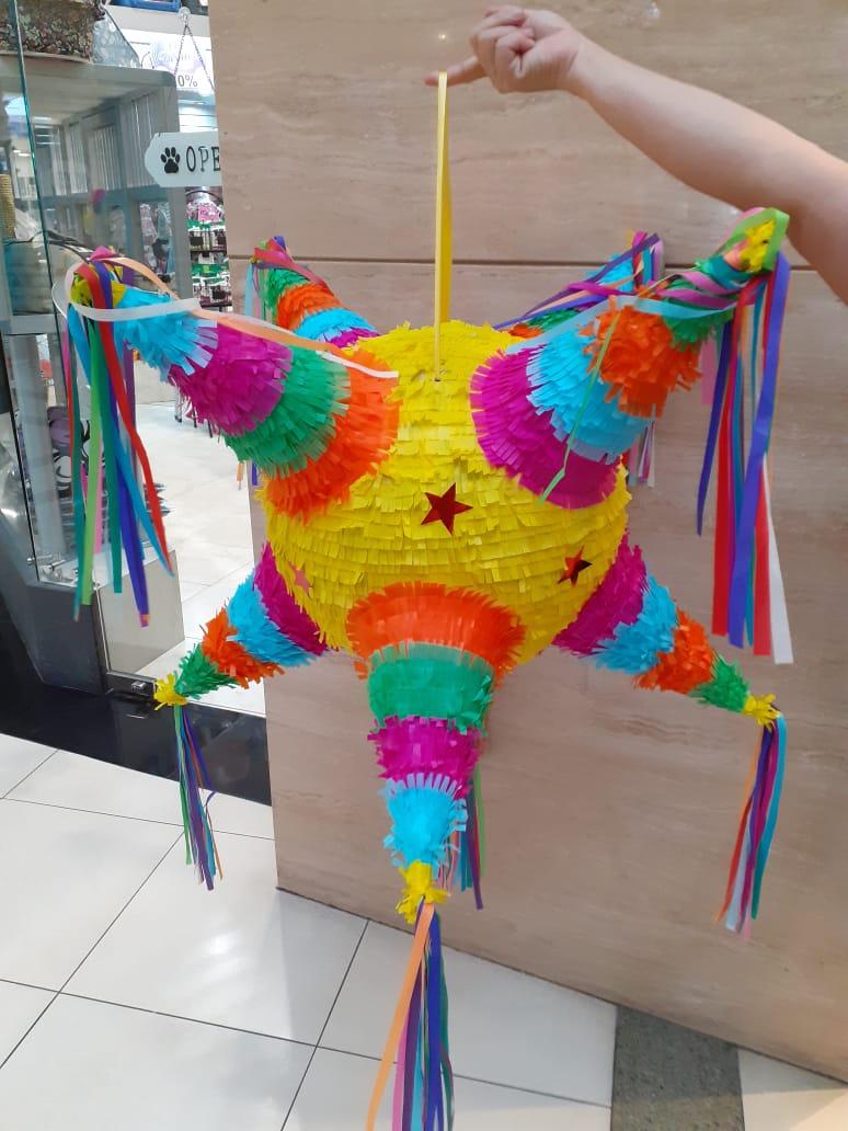 pinata-de-estrella-multicolor