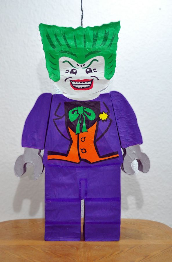 piñata de joker