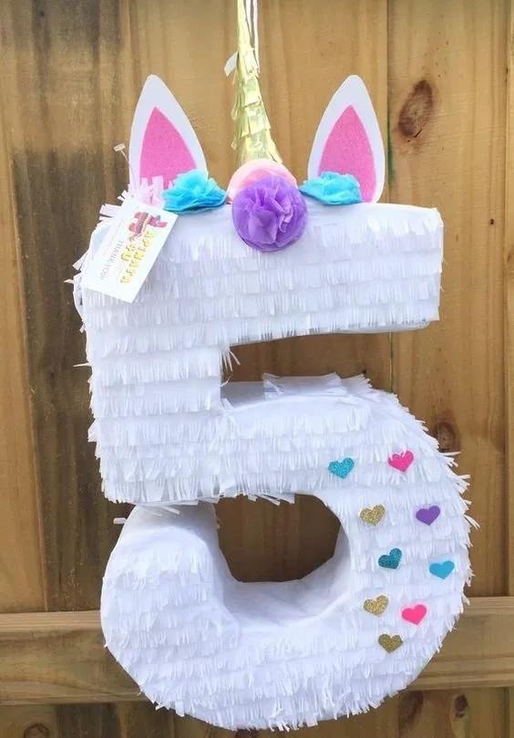 piñata de unicornios 5
