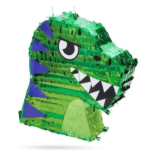 Piñatas de dinosaurios para niño