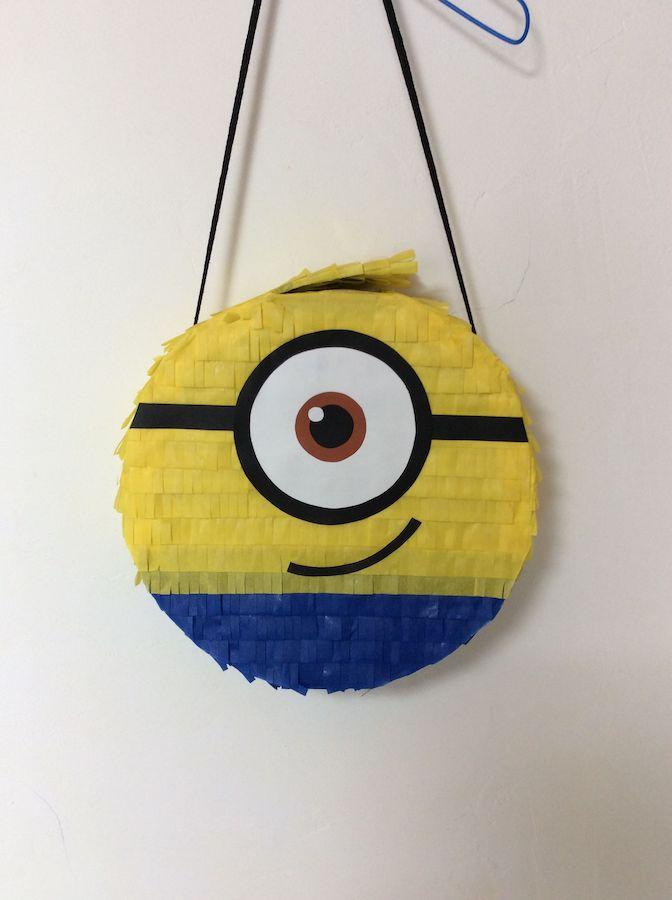 Piñata MINIONS