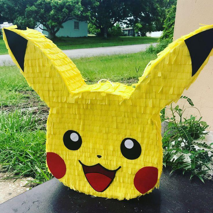Piñata pikachu