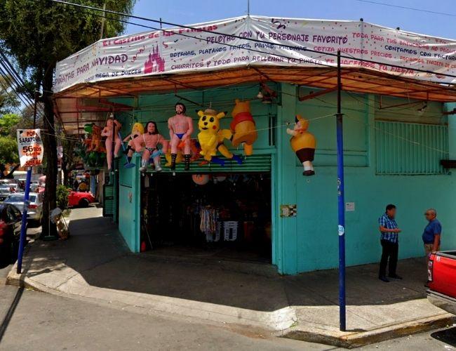 piñatas Coyoacán