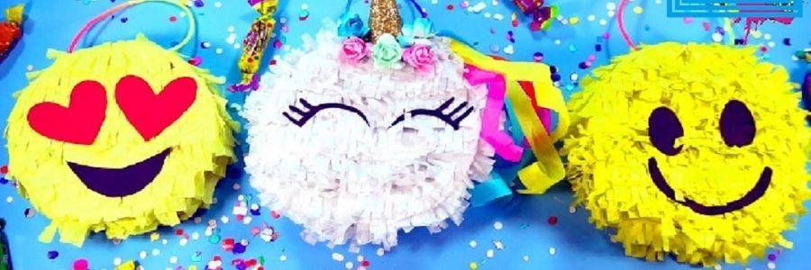 Piñatas minis portada