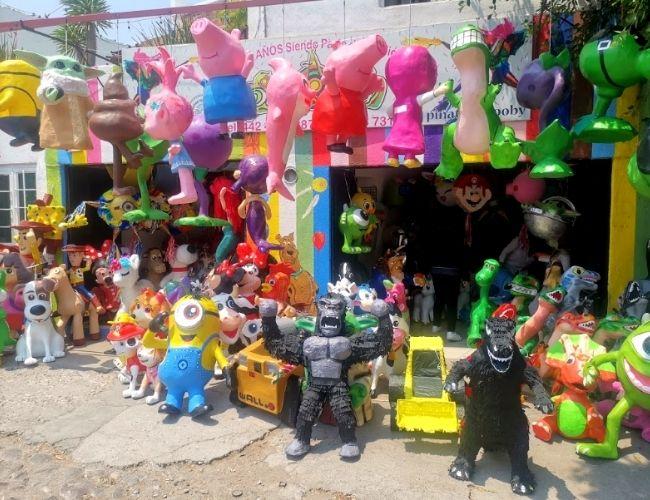 piñatas sqooby