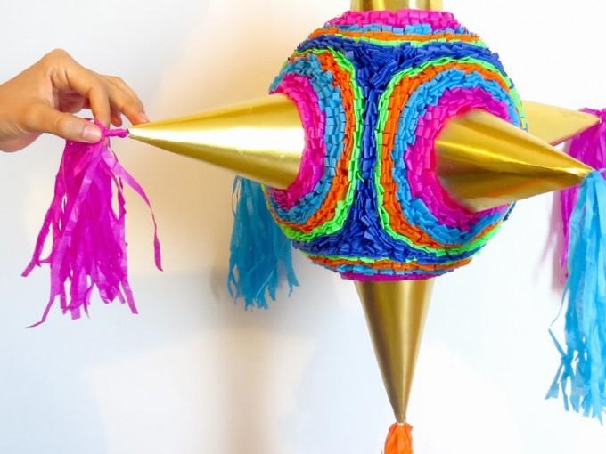 decorar piñatas