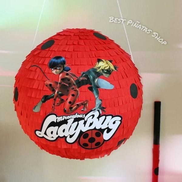 Pinatas ladybug