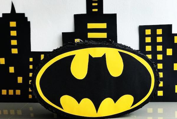 decoraciones para fiestas infantiles de batman