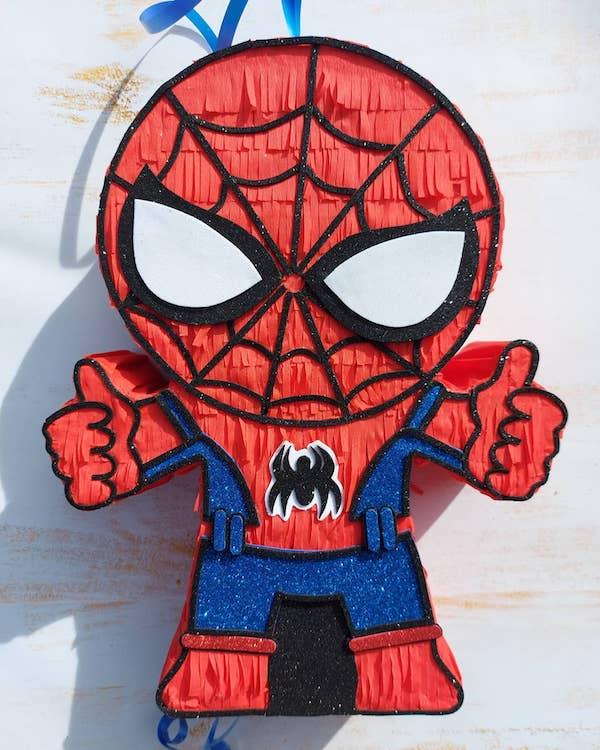 decoraciones para fiestas infantiles de spiderman