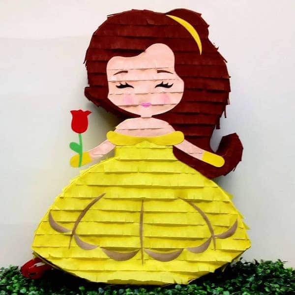 imagenes de pinatas de princesas de disney