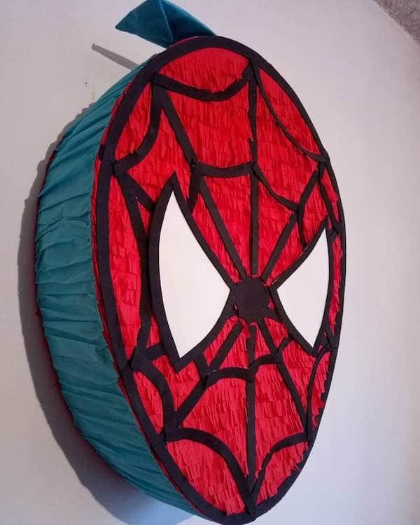 pinata de spiderman numero 7