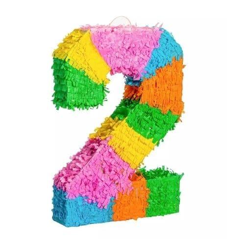 piñatas de números 2