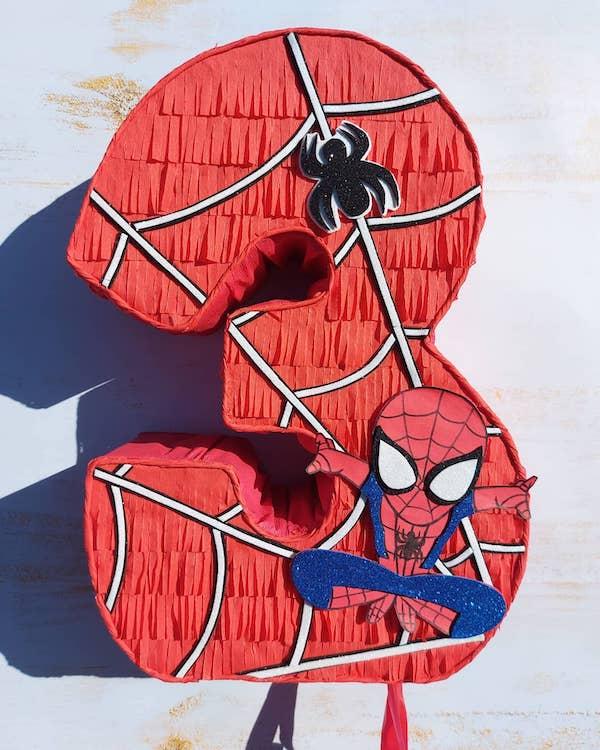 pinata spiderman 3