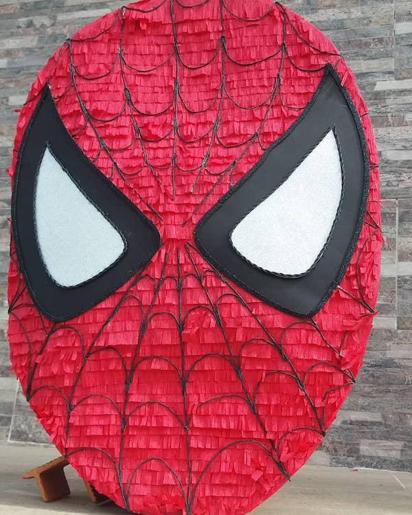 pinata spiderman amazon
