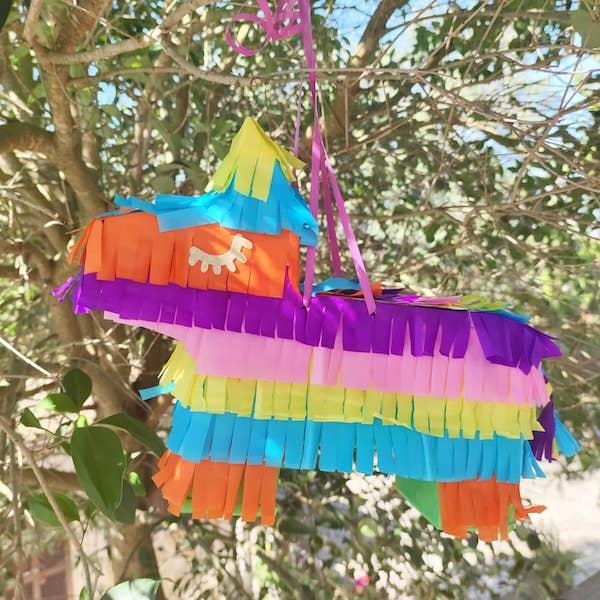 piñatas de burrito ninos