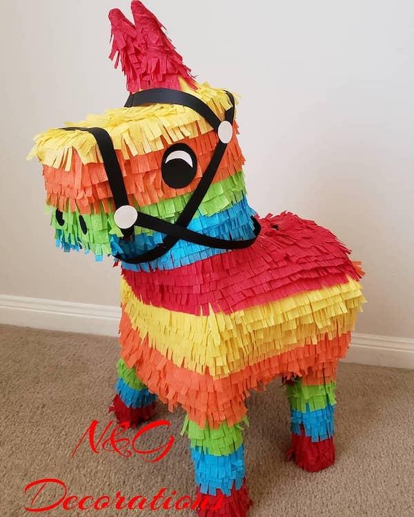 piñatas de burrito swansea