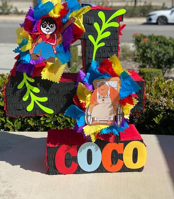 piñatas de coco numero 4