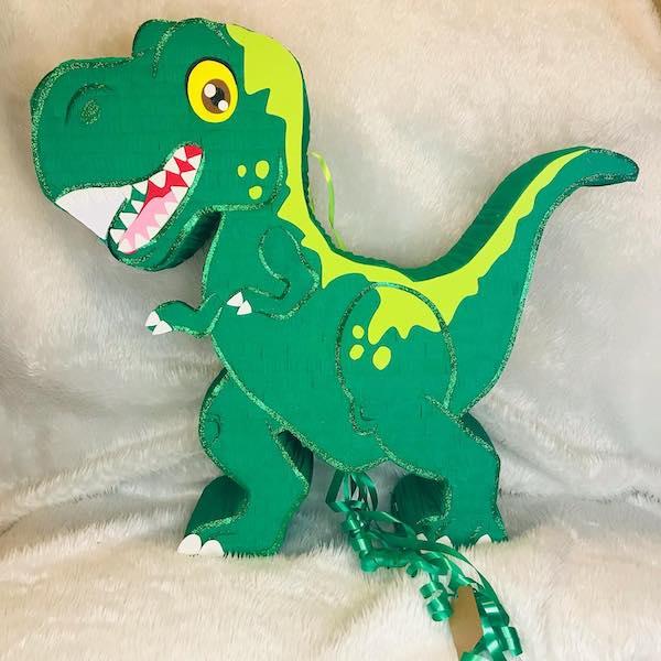 piñatas de dinosaurios rex
