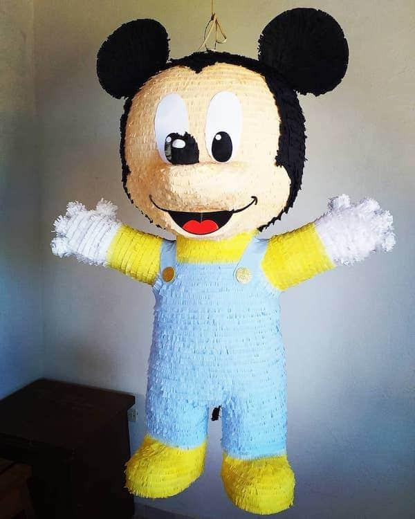 piñatas de mickey mouse bebe