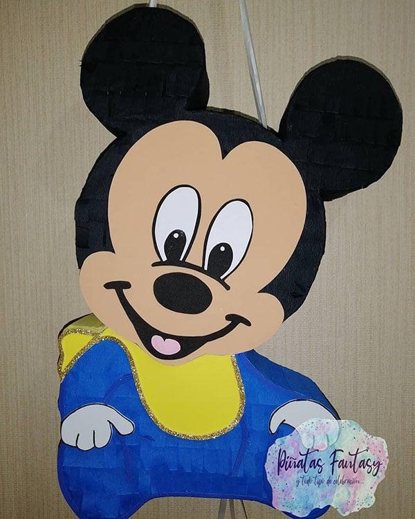 piñatas de mickey mouse de bebe