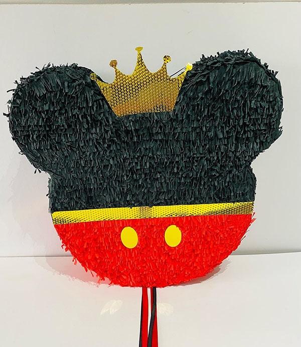 piñatas de mickey mouse moldes
