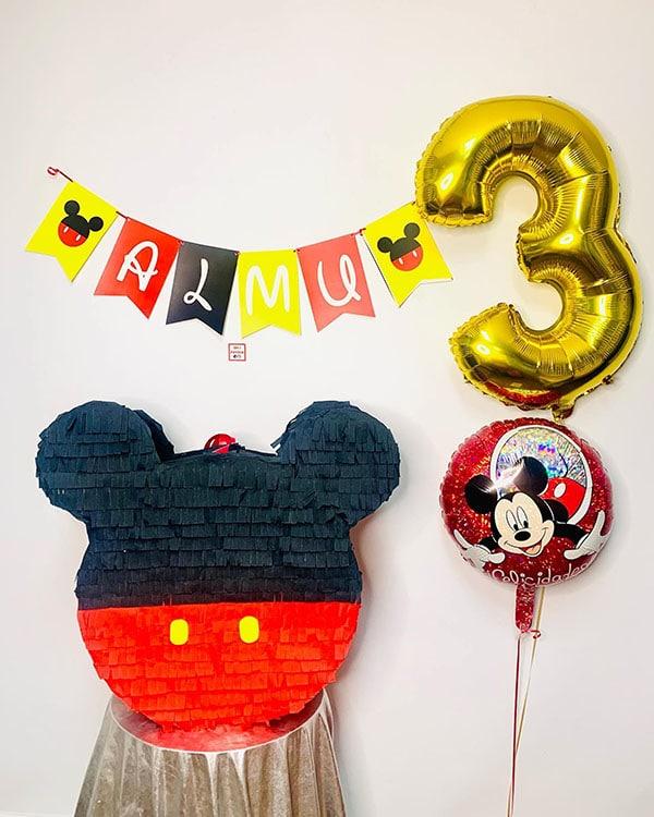 piñatas de mickey mouse numero 3