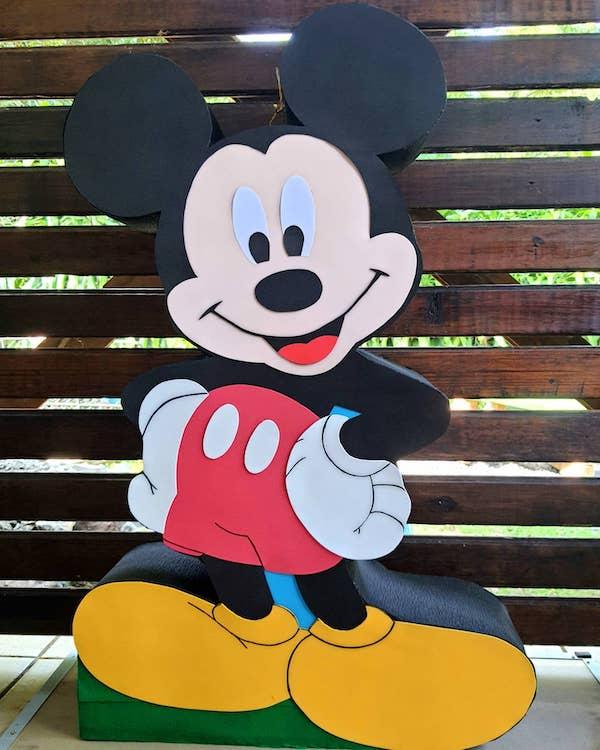 piñatas de mickey mouse tambor