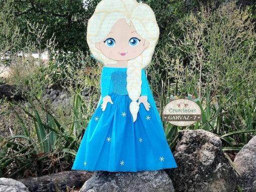Piñatas de Frozen elsa